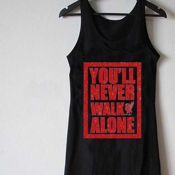 Liverpool YNWA  for Tank Top Mens and Tank top Girls