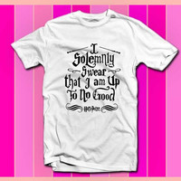I Solemnly Swear that I am Up To No Good shirt mens womens all size