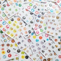 5x Home Button Sticker Protector Pack for iPhone/iPad/iPod (30 pcs) iPhone6
