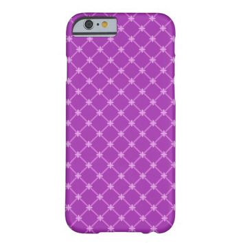 Trendy Grape and Purple iPhone 6 Case