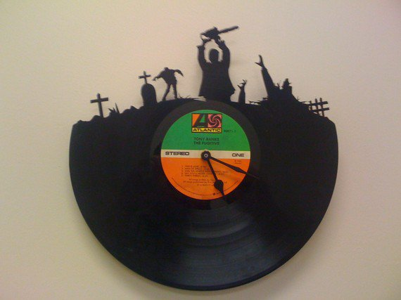 Zombie Clock b