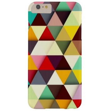Colorful Modern Triangle Pattern