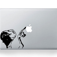 ET---Macbook decal Macbook sticker Mac decal Mac sticker Vinyl Mac decal Macbook pro decal Macbook air decal ipad decal iphone decal