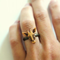 Giraffe Ring