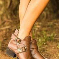 Made For Walking Booties