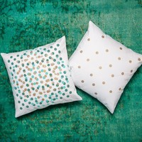 Confetti Dot DIY Pillow Kit