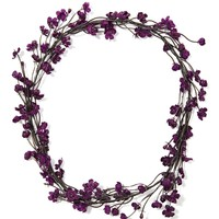 Lilac Twine Flower Crown