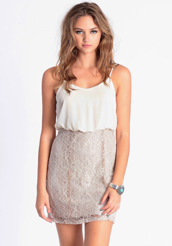 Madame Lace Dress - $42.00 : ThreadSence.com, Your Spot For Indie Clothing & Indie Urban Culture