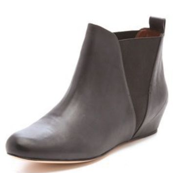 Elizabeth and James Sean Leather Booties | SHOPBOP