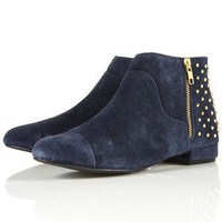 MILLICENT Stud Back Boots - New In This Week  - New In