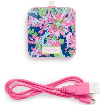 Lilly Pulitzer 'Trippin & Sippin' iPhone 5s, 5c & 5 Charger