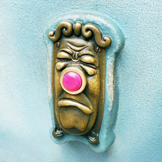 How my home will be / i want this doorbell at my house!