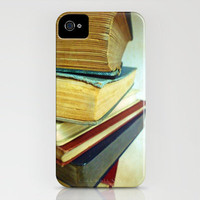 A Good Book Has No Ending iPhone Case by Ally Coxon | Society6
