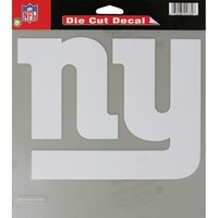 New York Giants - Logo Cutout Decal