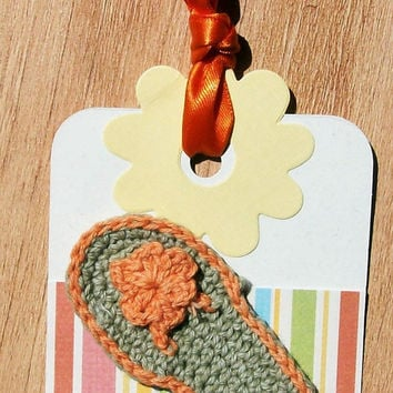 Bright summer fun gift tag