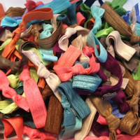 Summer GRAB BAG - 20 Hair Ties for 10
