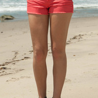 Urban 1972 :: What's New :: Morgan Cut Off Short-coral