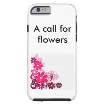 A call for flowers
