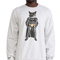 Odd Future MH Batcat Crew in Gray