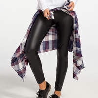 FULL TILT Womens Liquid Leggings