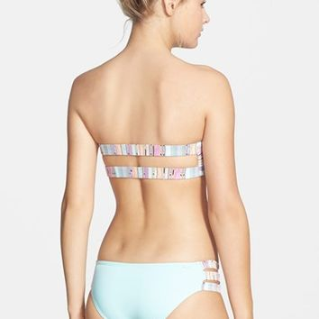 Junior Women's Rip Curl 'Retreat' Hipster Bikini Bottoms