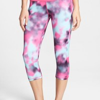 adidas 'Performer' Three Quarter Tights | Nordstrom