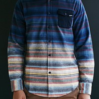 Staple Andres Dip Dye Button-Down Shirt - Urban Outfitters