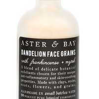 Dandelion Exfoliating Face Grains | LEIF