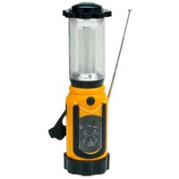 Wind 'N Go Crank-Powered Portable Lantern/Radio