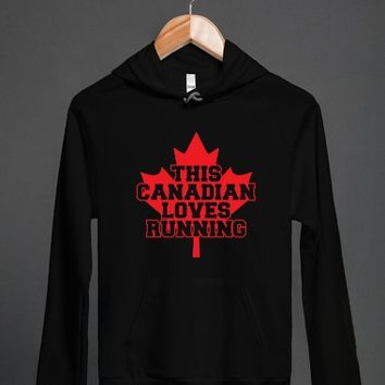 This Canadian Loves Running!