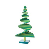 Infinite Tree in Green by Areaware - Pop! Gift Boutique