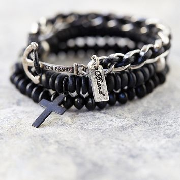 Icon Brand Rosay Combo Bracelet - Urban Outfitters