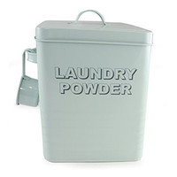 Laundry Powder Storage Container