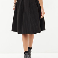 Quilted Circle Skirt