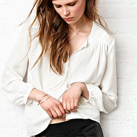 Peasant Blouse - Victoria's Secret