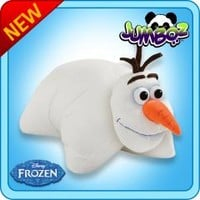 Jumbo Olaf Pillow Pet - 30 inch Jumbo Folding Plush Olaf Pillow