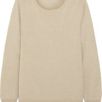 N.Peal Cashmere Boyfriend cashmere sweater – 40% at THE OUTNET.COM