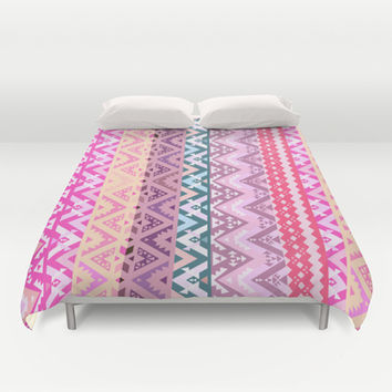 Paradise #2 Duvet Cover by Ornaart | Society6