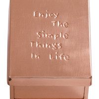 H&M Metal box £3.99