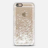 white sparkly day iPhone 6 case by Marianna Tankelevich | Casetify