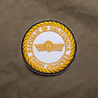 Best Made Company — Smokejumper and Hotshot Badges