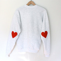Elbow Heart Sweatshirt