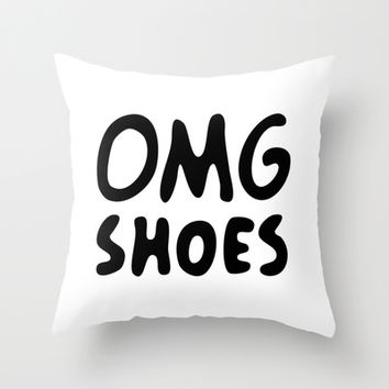 Fashion Throw Pillow by Trend | Society6