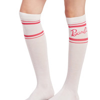 Barbie™ Tube Socks | Wet Seal