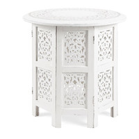 Openwork Round Little Table | ZARA HOME United States of America