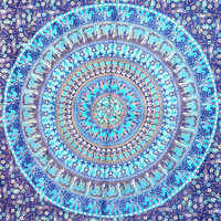 Mandala Tapestry Tapestries, Indian Tapestry,Bohemian Tapestry, Indian Wall Hanging, Hippie Tapestry, Indian Bedspread, ,Bohemian bed spread
