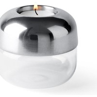 Show Tealight in Stainless Steel by Norm - Pop! Gift Boutique