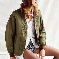 Urban Renewal Czech Liner Jacket - Urban Outfitters