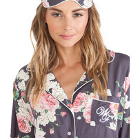 Wildfox Couture WF Eye Mask in Austen Rose