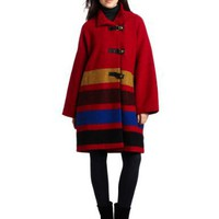 Plenty By Tracy Reese Women`s Overcoat